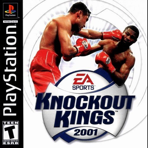 Psx Knockout Kings 2001 T