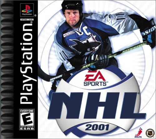 Psx Nhl 2001 Hockey E