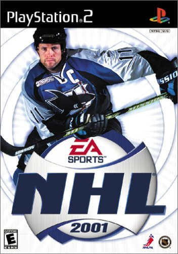 Ps2 Nhl 2001 Hockey E