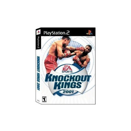 Ps2 Knockout Kings 2001 T