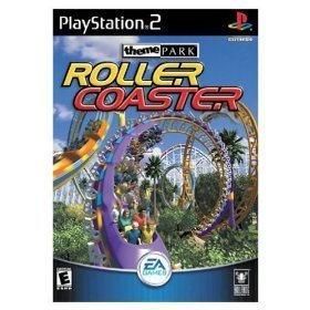 Ps2 Theme Park Rollercoaster E