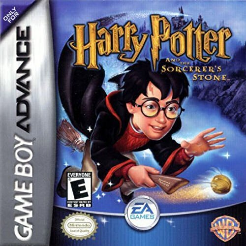 Gba Harry Potter Sorcerer's Stone Rp