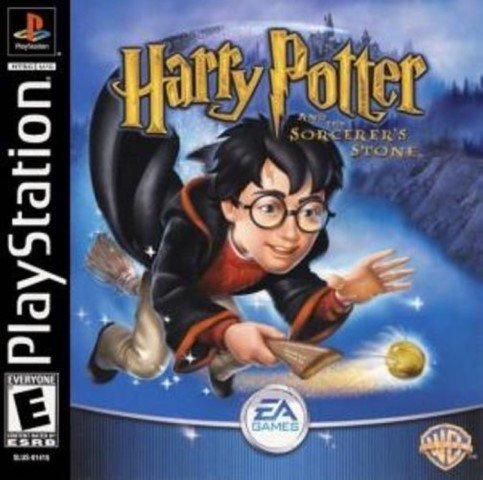 Psx Harry Potter & The Sorcerer's Rp