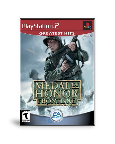 Ps2 Medal Of Honor Frontline