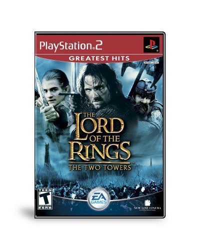 Ps2 Lord Of The Rings Two Towers