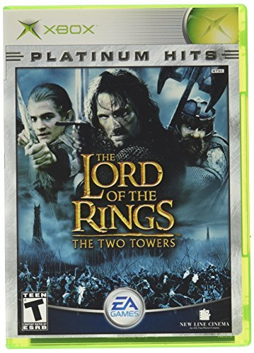 Xbox Lord Of The Rings The Two Tow
