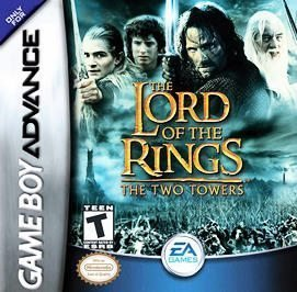 Gba Lord Of The Rings Two Towers
