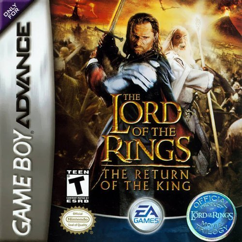 Gba Lord Of The Rings Return Of The King