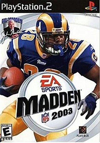 Ps2 Madden Nfl 2003
