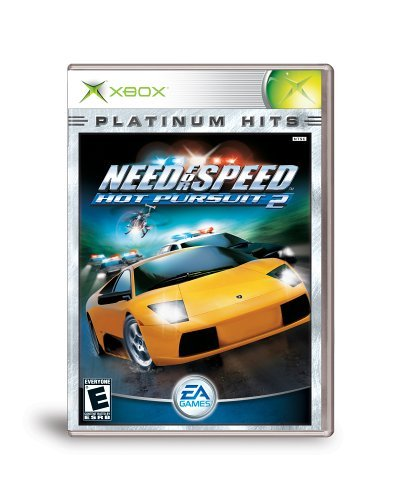 Xbox Need For Speed Hot Pursuit 2