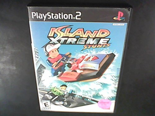 Ps2 Island Xtreme Stunts