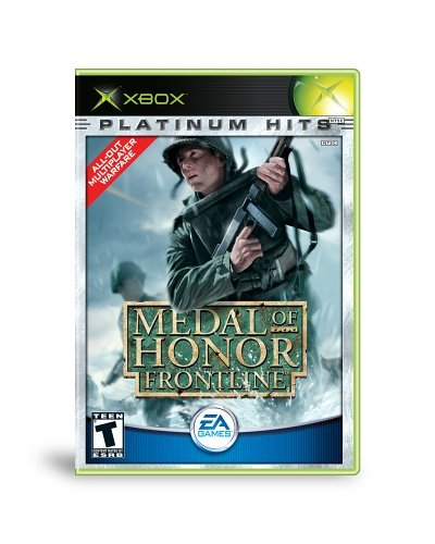 Xbox Medal Of Honor Frontline T