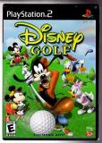 Ps2 Disney Golf