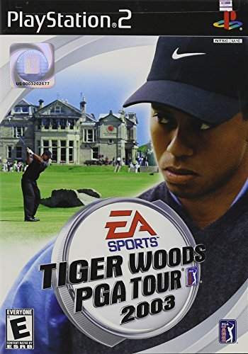 Ps2 Tiger Woods Pga Tour 2003