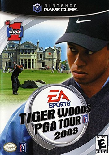 Cube Tiger Woods Pga Tour 2003