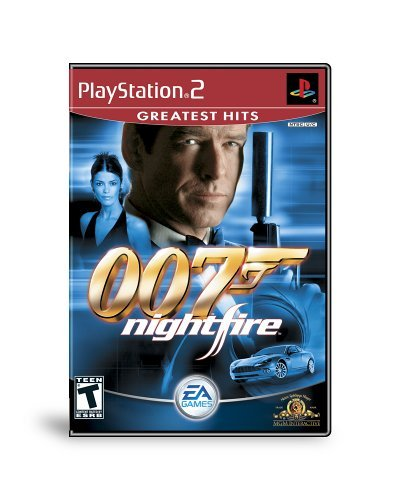 Ps2 James Bond 007 Nightfire