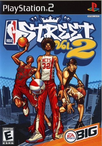 Ps2 Nba Street Vol. 2