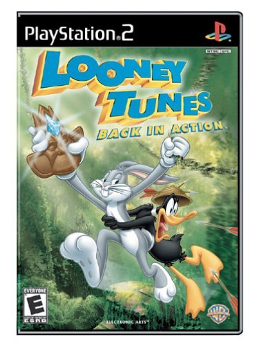 Ps2 Looney Tunes Back In Action