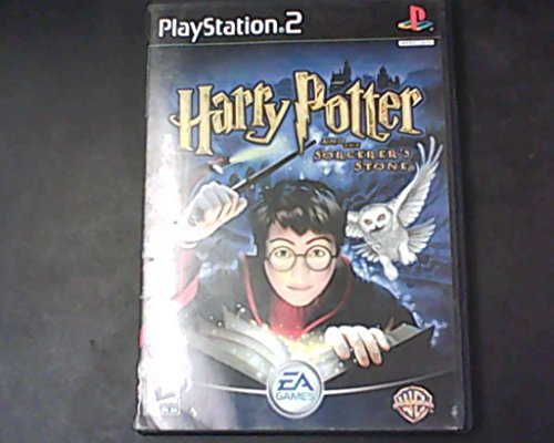 Ps2 Harry Potter Sorcerer's Stone