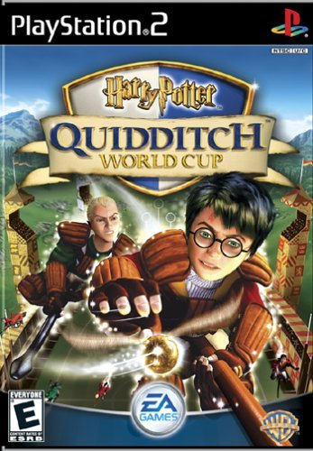 Ps2 Harry Potter Quidditch World Cup