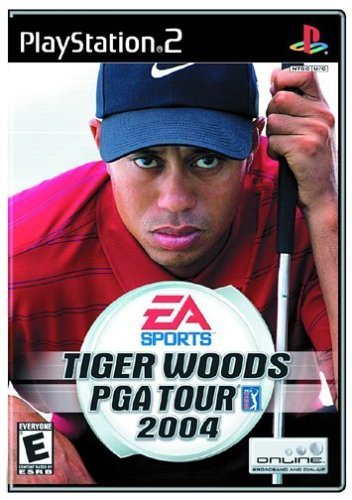 Ps2 Tiger Woods Pga 2004