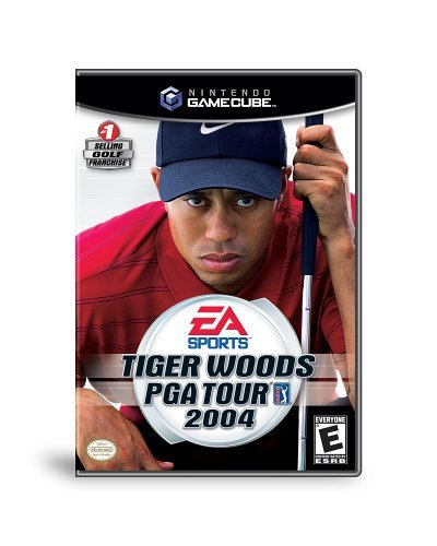 Cube Tiger Woods Pga Tour 2004