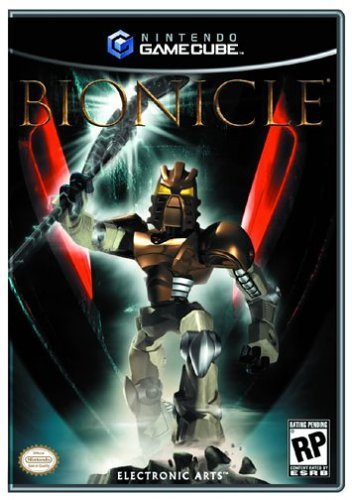 Cube Bionicle The Game