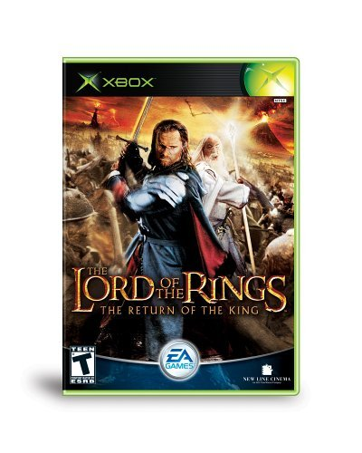 Xbox Lord Of The Rings Return Of T