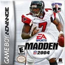 Gba Madden Nfl 2004