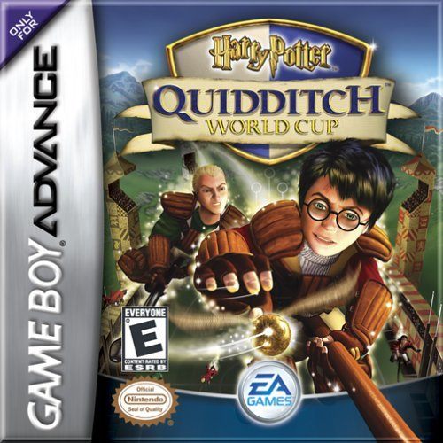 Gba Harry Potter Quidditch World Cup