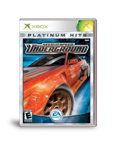 Xbox Need For Speed Underground