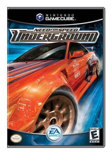 Cube Need For Speed Underground