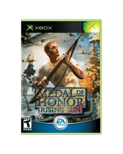 Xbox Medal Of Honor Rising Sun