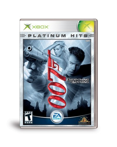 Xbox James Bond 007 Everything Or