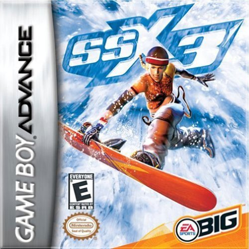 Gba Ssx 3