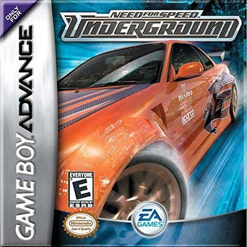 Gba Need For Speed Underground