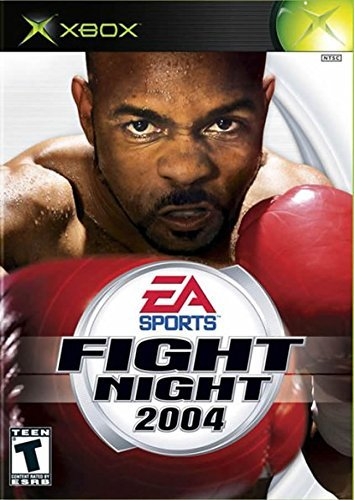 Xbox Fight Night 2004