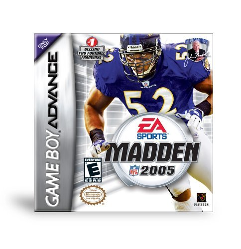Gba Madden Nfl 2005