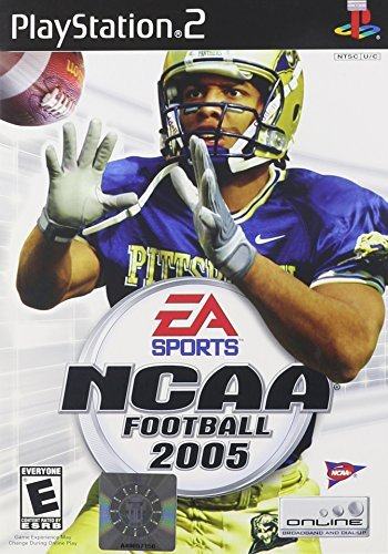 Ps2 Ncaa Football 2005