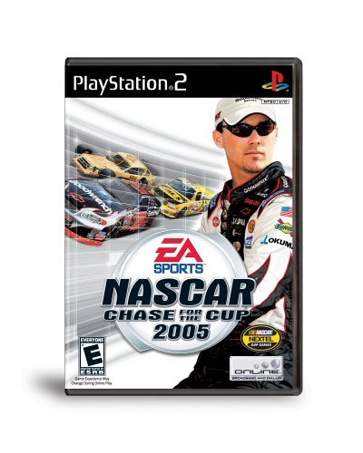 Ps2 Nascar 2005 Chase For The Cup