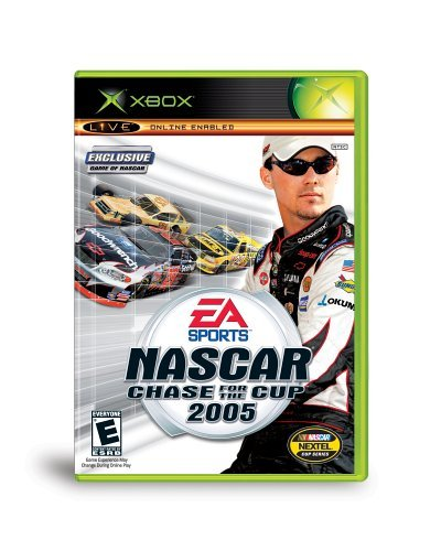 Xbox Nascar 2005 Chase For The Cup