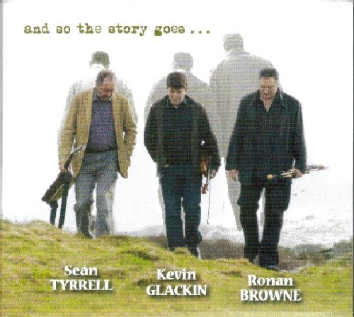 Sean Kevin Glackin Rona Tyrell And So The Story Goes Import Gbr