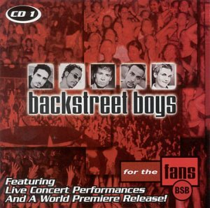 Backstreet Boys For The Fans CD 1 [limited]