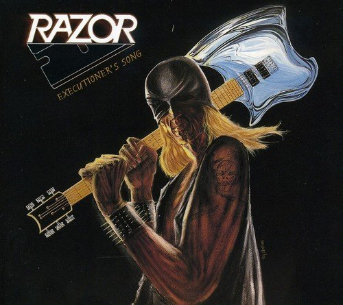 Razor Executioners Song Import Can