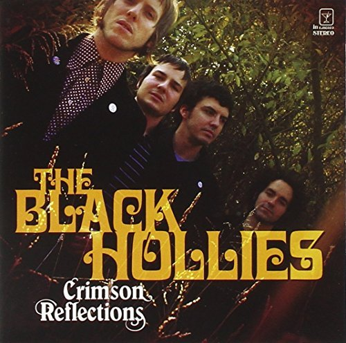 Black Hollies Crimson Reflections