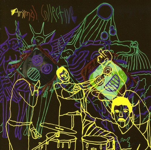 Animal Collective Spirit They're Gone Spirit 2 CD
