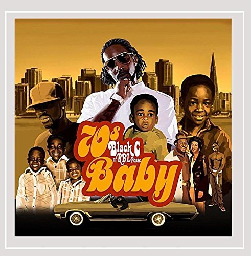 Black C Of R.B.L. Posse 70s Baby Explicit Version
