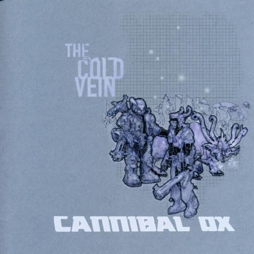 Cannibal Ox Cold Vein