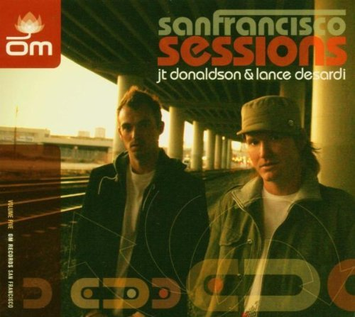 Donaldson Desardi Vol. 5 San Francisco Sessions 2 CD Set