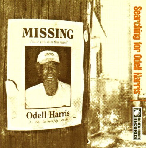 Odell Harris Searching For Odell Harris